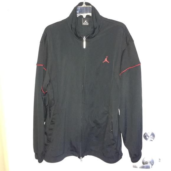 Michael Jordan Track Jacket
